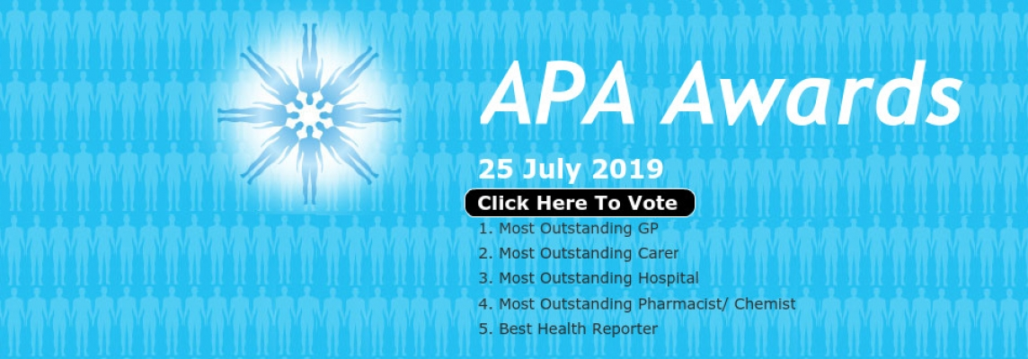 APA Awards Night 2019