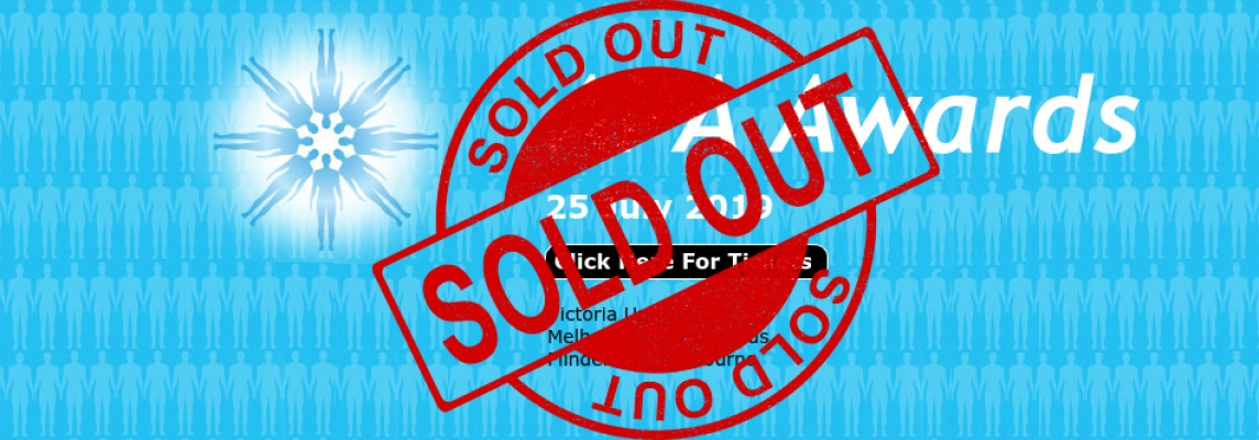 Awards Night 2019 Sold Out