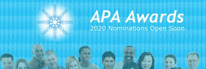 APA Awards Nominations