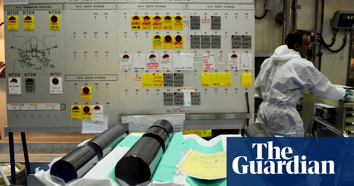 Cancer diagnoses crisis after shutdown at Lucas Heights nuclear facility