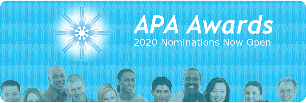 APA Awards Night 2020 Nominations Now Open
