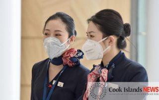 Virus hits Australia, Cooks get ready